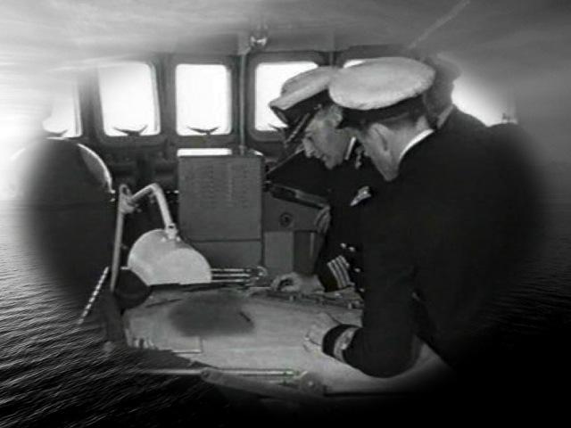 Lieutenant Commander W. J. Kruys