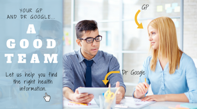 Your GP and Dr Google: a good team