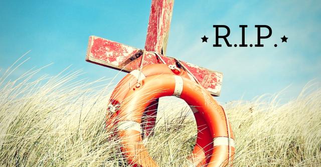 BEACH: Rest in piece
