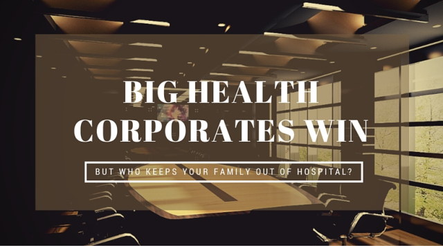 Big health corporates win